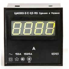 Амперметр змінного струму ЦА0303-2