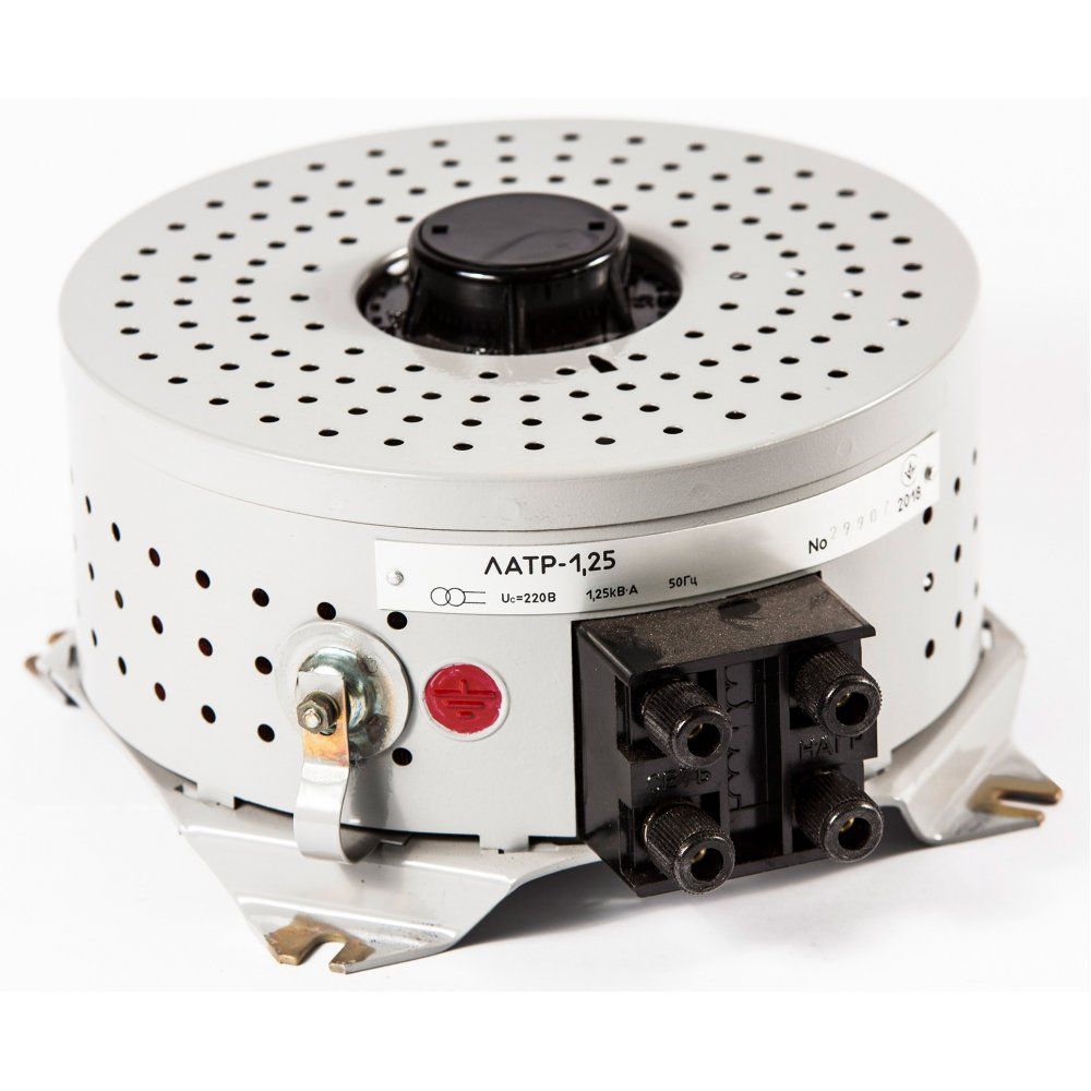 Автотрансформатор ЛАТР-1,25 – 5 Ампер