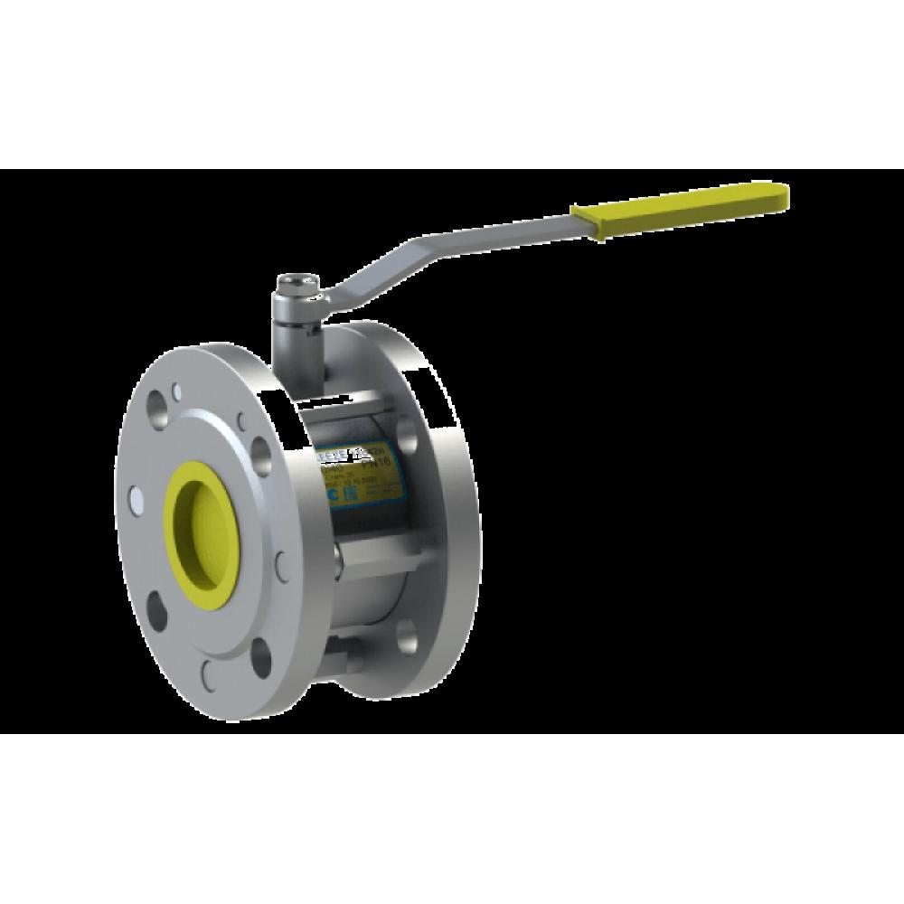 Кран шаровый 11с42п DN 65, 65/50 мм