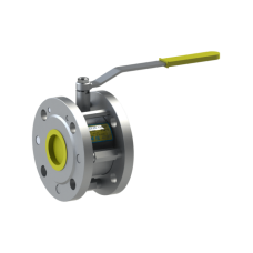 Кран кульовий 11с42п DN 65, 100/80 мм