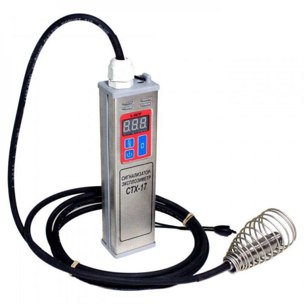Cигнализатор-эксплозиметр термохимический СТХ-17 (все модели кроме 90 и 91) со встроенным датчиком