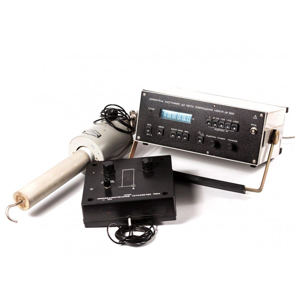 ЦР0200 Измеритель расстояния до места повреждения кабеля (Щ4120)
