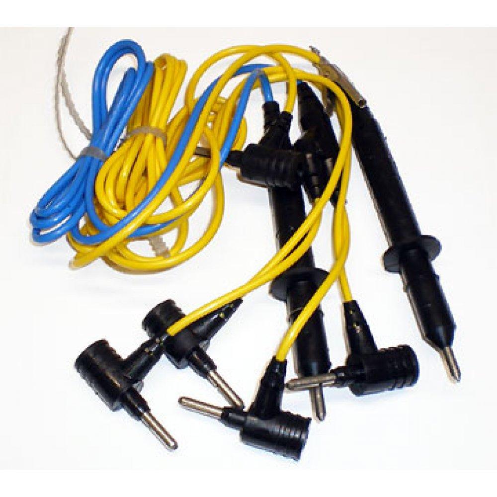 Комплект шнуров к мегаомметрам ЭС0210