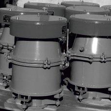 Клапан запобіжний гідравлічний КПГ-100