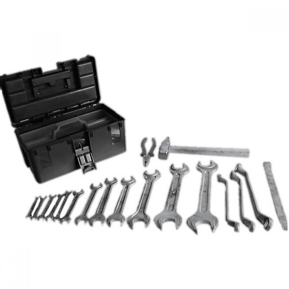 Комплект слесарных инструментов омедненных КВБ-M35
