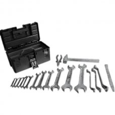 Комплект слюсарних інструментів іскробезпечних КВБ-M35