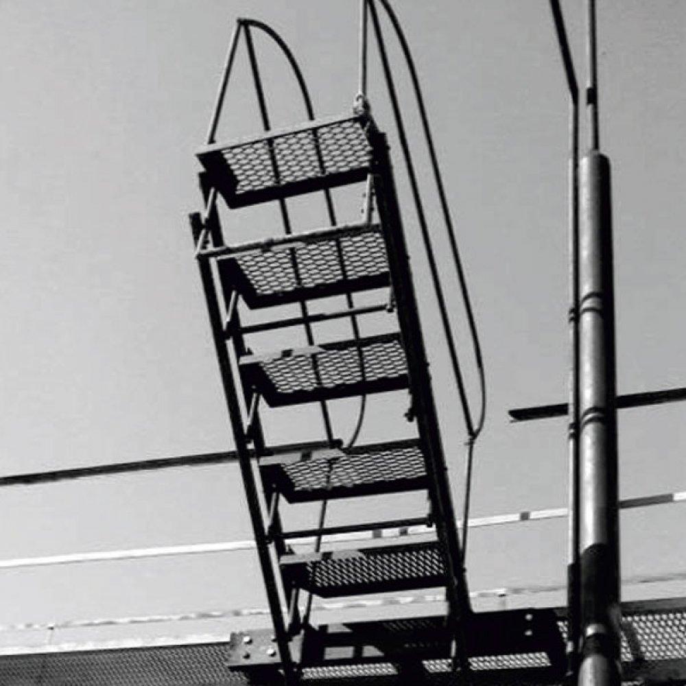 Мостик откидной эстакадный с пружинным амортизатором МОЭ-4А ОЦ (с ограничителем)