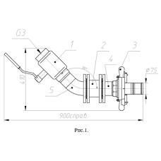 Зливний пристрій УС-80А