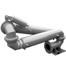 Установка нижнего слива-налива железнодорожных цистерн с пароподогревом УСН-175/5ГП ОЦ