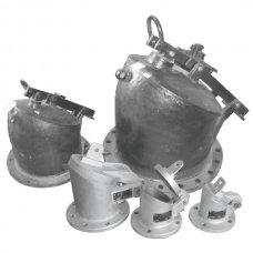 Хлопушка с перепуском ХП-200С (стальная)