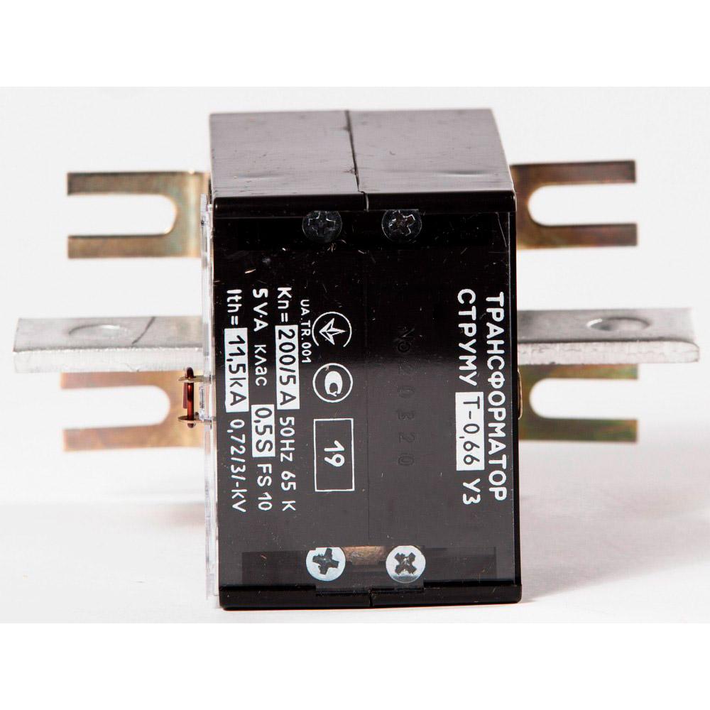 Трансформатор тока Т-0,66 600/5